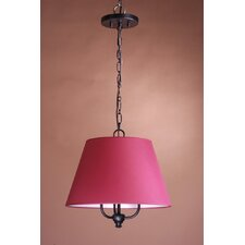 Campbell 3 Light Foyer Pendant