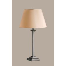<strong>Laura Ashley Home</strong> Chatham Table Lamp with Classic Shade