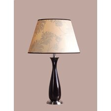 Penelope Table Lamp with Chrysanthemum Shade