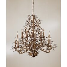 Freya 15 Light Chandelier