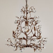 Freya 1 Light Foyer Pendant