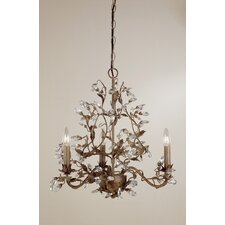Freya 3 Light Mini Chandelier