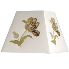 "10.5"" Paper Square Lamp Shade"