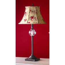 Keats Table Lamp with Angelica Shade