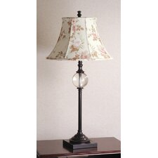 "Keats 30.5"" H Table Lamp with Bell Shade"