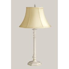 Kendall Table Lamp with Charlotte Shade