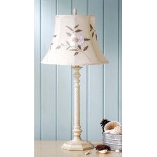 Kendall Table Lamp with Tia Shade
