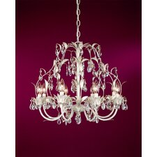 <strong>Laura Ashley Home</strong> Lavenham 8 Light Chandelier