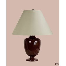 "Madeleine 17.5"" H Table Lamp with Empire Shade"