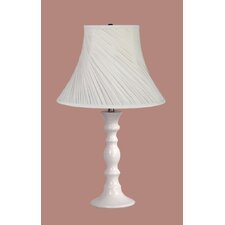 <strong>Laura Ashley Home</strong> Shelly Table Lamp with Classic Shade