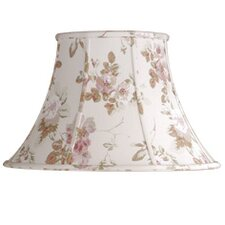 "14"" Stowe Cotton Empire Lamp Shade"