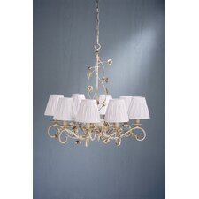 Turville 8 Light Chandelier