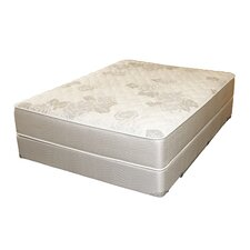 Aleutia Low Profile Firm Memory Foam Top Mattress