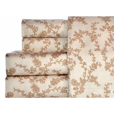 Victoria 300 Thread Count Cotton Sheet Set