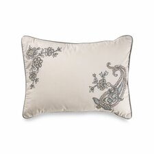 Berkley Embroidered Breakfast Pillow