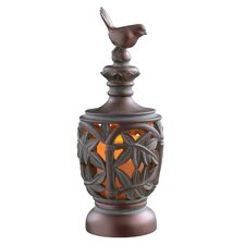 CandleTEK Song Bird Flameless Candle