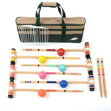 Select 6 Player Croquet Set