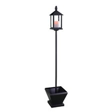 CandleTEK Lamp Post Flameless Candle