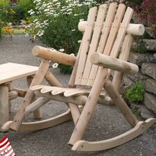 <strong>Lakeland Mills</strong> Rocking Chair