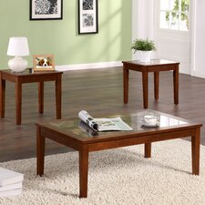 <strong>Dorel Asia</strong> 3 Piece Occasional Table Set
