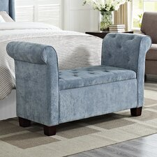 Torino Upholstered Bedroom Bench