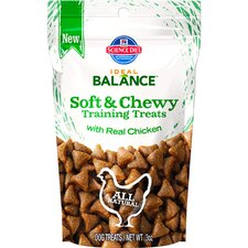 Soft and Chewy Training Treats with Real Chicken Dry Dog Food (7.1-oz)