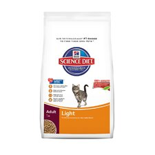 Adult Light Dry Cat Food
