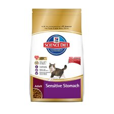 Adult Sensitive Stomach Dry Cat Food