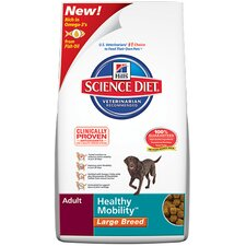 Adult Healthy Mobility Large Breed Dry Dog Food