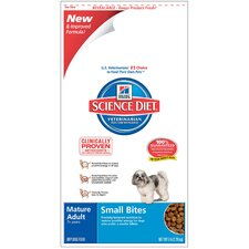 Mature Adult Active Longevity Small Bites Dry Dog Food