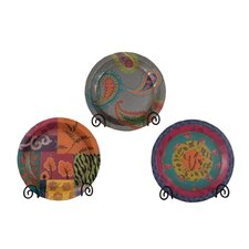 Caravan Tin Trays (Set of 3)