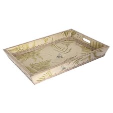 <strong>Wildon Home ®</strong> Fern Botanical Tray