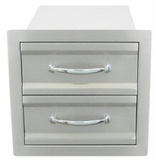 Premium Double Access Drawer