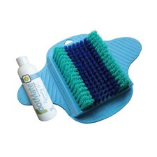 Foot Scrubbing Hygiene Product Set