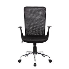 High-Back Mesh Assistant Chair with Arms