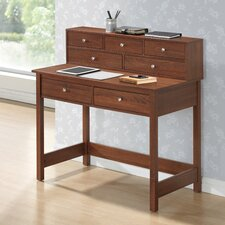 Elegant Writing Desk with Storage