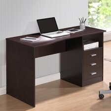 Classy Writing Desk with Privacy Panel