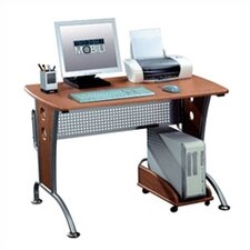 <strong>Techni Mobili</strong> Space Saver Computer Desk