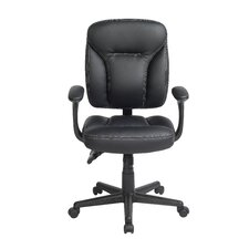 Mid-Back Comfort Plus Managerial Office Chair
