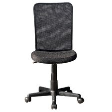 <strong>Techni Mobili</strong> Simplicity Mid-Back Mesh Task Chair