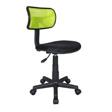 Basic Mesh Task Chair with Adjustable Seat