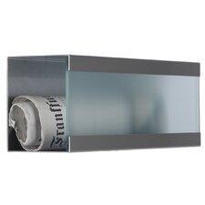 """Zeitungsbox für die Briefkastenserie """"Glasnost Glass 360"""""""