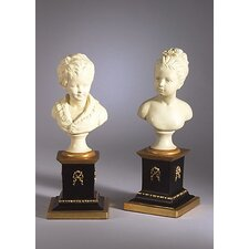 Houdon Bust Bookend (Set of 2)