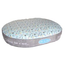 Super Soft Oval Bed