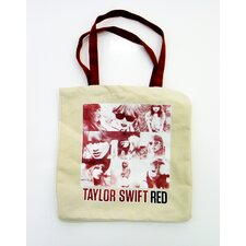 Taylor Swift 9 Faces of Taylor Tote Bag