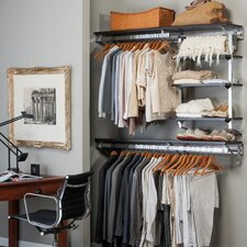 <strong>Orginnovations Inc</strong> Arrange a Space Select Closet System