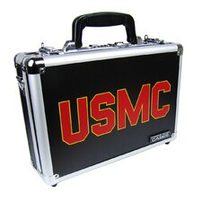 Premium USMC Design Single/Double Pistol Case