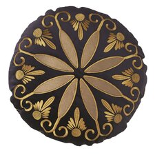 <strong>Modern Living</strong> Tivoli Circular Velvet Quality Decorative Pillow