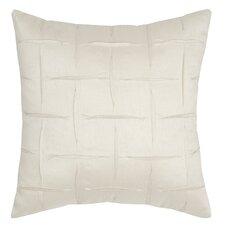 Oxidized Leaf Decorative Throw Pillow