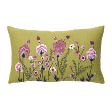 Blossom Cotton Decorative Pillow